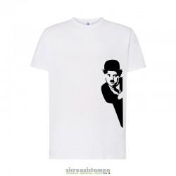 T-Shirt Charlie Chaplin