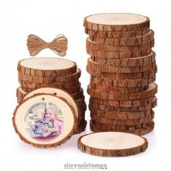 Decorazione in legno...