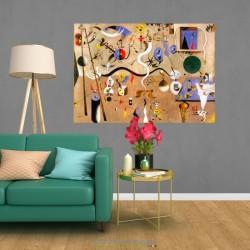 Carta da parati - Joan Miro...