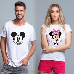 T-Shirt Topolino & Minnie