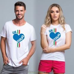 T-Shirt We Italia